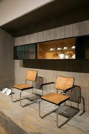 black leather Breuer Cesca chairs - Google Search