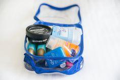 What to Pack in Your Toiletry Bag: Travel Toiletry Essentials – EzPacking, Inc Ski Trip Packing List, College Packing, Travel Packing, Packing Tips, Tote Bag Organizer, Handbag Organization, Travel Toiletries, Toiletries List