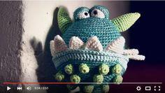Amigurumi Monsters Tessa Van Riet : 1000+ images about Kosmos Creatief loves crochet on ...