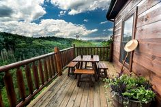 Log Cabin Rental in Great Smoky Mountains