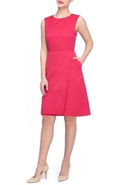 8cbf94a8 Tahari 'Faille' Shift Dress (Regular & Petite) available at #Nordstrom