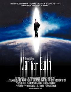 The Man from Earth. 85% audience liked on Rotten Tomatoes. Consider watching