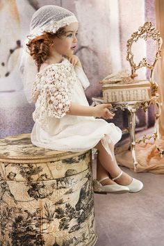 No by StyledByAlexandros Baby Dress Design, Baby Girl Dress Patterns, Smocked Baby Clothes, Girl Doll Clothes, Christening Outfit, Christening Gowns, Princess Flower Girl Dresses, Baby Girl Dresses, Cute Girl Outfits