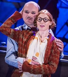 The Threepenny Opera review at the Olivier, National Theatre – 'beautifully illuminated'