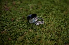 Mossy Oak wedding rings always make a statement! See more camo rings at http://www.titanium-buzz.com/mooakcari.html#pagetop