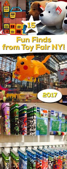 The Jersey Momma: 15 Fun Finds from Toy Fair 2017