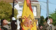 Jura de Bandera para personal civil en Pozoblanco
