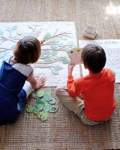 New! Children can build the Tree of Life! This material teaches how living things are classified and shows the incredible biodiversity of life on earth. Start building at the trunk, branching off with