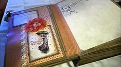 Place In Time Monthly Album, via YouTube by CreativeCafeGirl