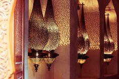 Abbad Luxury Wall Hanging Lantern