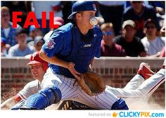 20 Most Ridiculous Sports Fails For Every Sports Lover – eSnackable Funny Sports Pictures, Baseball Pictures, Sports Photos, Funny Images, Funny Photos, Hilarious Pictures, Hilarious Memes, Funny Videos, Sports Fails