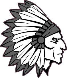x Die Cut Indian Chief Head Mascot Bumper Sticker. Red Indian, Indian Head, Indian Chief Tattoo, Native American Drawing, Crane, Best Friend Outfits, Mini Canvas Art, Africa Art, Bumper Stickers