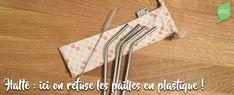 Les pailles en inox, une alternative zéro déchet au plastique Clothes Hanger, Alternative, Future, Plastic, Straws, Coat Hanger, Future Tense, Clothes Hangers, Clothes Racks