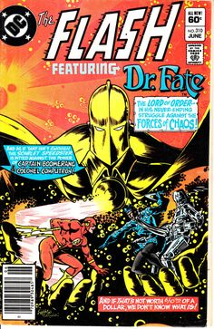 Flash 1959 1st Series 310  June 1982 Issue  DC by ViewObscura