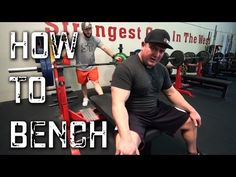 The Definitive Guide to Bench Press Like a Beast l Stronger in 30 Days - YouTube