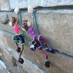 Custom Rock Climber Magnetic Figurines