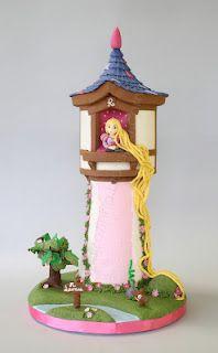 A Torre da Rapunzel