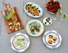 cookvalley - tanker om mad: Kunsten at samarbejde med benspænd i sæson Madbloggerudfordringen12