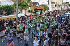 ACONTECE: Desfile d'Os Tranquilos de Olinda