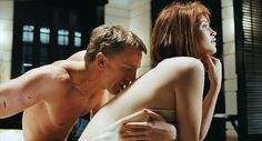 Stripped off: Gemma famously took her clothes of for her role in  Quantum of Solace opposite Daniel Craig