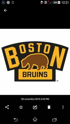 Boston Bruins Event Logo on Chris Creamer's Sports Logos Page - SportsLogos. A virtual museum of sports logos, uniforms and historical items. Hockey Logos, Sports Logos, Boston Bruins Hockey, Event Logo, Art Logo, Nhl, Bring It On, Classic, Winter