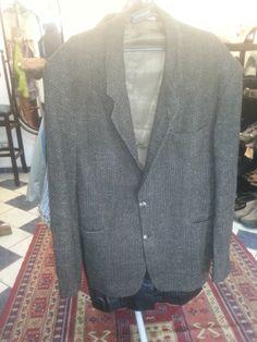 *Blazer de lã - 52 - R$40,00