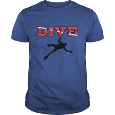 Dive Royal Blue T-Shirts, Hoodies. VIEW DETAIL ==► https://www.sunfrog.com/Hobby/Dive-111936615-Royal-Blue-Guys.html?41382