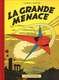 Jacques Martin (25 September 1921 21 January 2010 France) was one of the best-known artists of the... Jacques Martin (25 September 1921 21 January 2010 France) was one of the best-known artists of the Clear Line (or ligne claire) school of comics exemplified by Hergé and Willie Vandersteen. He created The Adventures of Alix first in Tintin in late 1948 and for fifty years continued to write and draw stories of the Gallo-Roman youth set in the late Roman Republic. In 1978 the story Alix: Le…