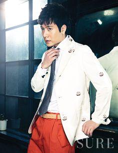 Jo Hyun Jae - Sure Magazine May Issue 13
