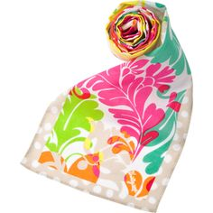 thirty one island damask scarf