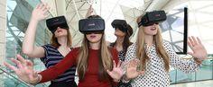 Oculus VR will den Schulunterricht revolutionieren