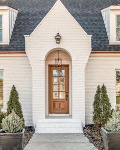 New Outdoor Stairs Ideas Entrance Paint Colors Ideas Entry Way Lighting Fixtures, Exterior Light Fixtures, Exterior Lighting, Garage Lighting, Exterior Siding Colors, Exterior Design, Exterior Shutters, House Shutters, Exterior Homes