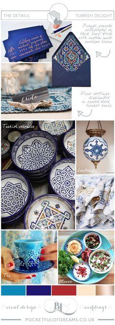 use Turkish ceramics | Wedding                                                                                                                                                                                 More