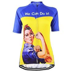 Mountain Bike Jerseys, Rosie The Riveter, Cycling Bikes, Cycling Equipment, Sport Outfits, Retro, Collection, Sleeves, Shopping