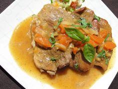 wołowina duszona w marchewce / beef boiled with carrot  www.kiermusy.com.pl