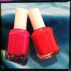 New essie nail colours