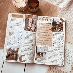 Bullet Journal Notebook, Bullet Journal Themes, Bullet Journal Inspiration, Journal Ideas, Buch Design, Bullet Journal Aesthetic, Creative Journal, Scrapbook Journal, Journals