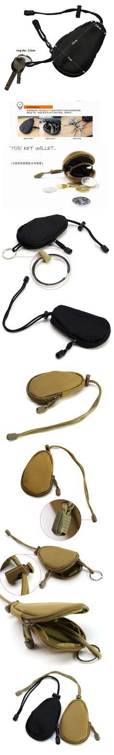 Multifunctional Key Bag / Outdoor Tools Commuting Equipment Bag / Change Purse
