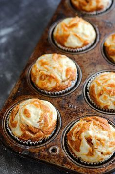10 Pumpkin Muffins You Need to Bake This Fall
