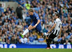 Match 12/13 - Newcastle (h) by Chelsea Football Club, via Flickr