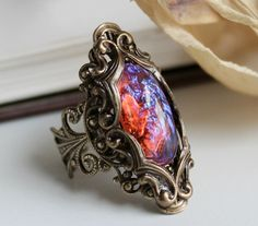 Another one from Harlequin Romantique on Etsy.