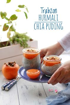 Trabzon Hurmalı Chia Puding – Diyet Yemekleri – The Most Practical and Easy Recipes Chia Puding, Homemade Beauty Products, Banana Pudding, Brunch, Food And Drink, Sweets, Snacks, Fruit, Cooking