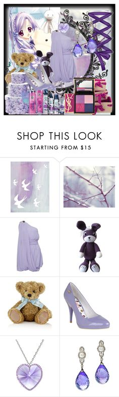 """""""Sweety"""" by shinee-pearly ❤ liked on Polyvore featuring Forum, Paprika, Harrods, Miss Sixty, Reverie, Briolette, Yves Saint Laurent and Herbal Essences"""
