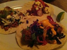 ORALE Taqueria taco night at STARING AT JACOB - don't miss it! - Awesome Amsterdam