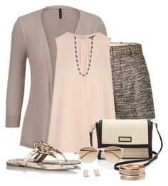 A fashion look from March 2015 featuring brown top, shell top and gold shorts. Browse and shop related looks. Gold Shorts, Lemon Yellow, Outfit Combinations, Miller Sandal, White Tank, Snake Skin, Blazer Jacket, Tory Burch, Espadrilles
