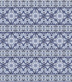Blue & White Portuguese Tile