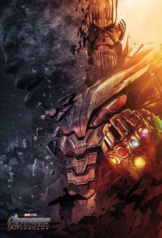 Thanos_Avengers End game_iPhone wallpaper Marvel Art, Marvel Dc Comics, Marvel Heroes, Marvel Villains, Marvel Characters, Marvel Movies, Thanos Powers, Thanos Avengers, Wolverine Comics