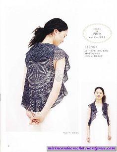 Chalecos circulares | Mi Rincon de Crochet