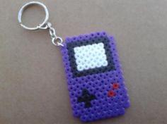 Game boy hama beads hecho a mano personalizada