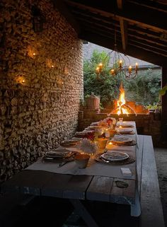Interior Design And Construction, My French Country Home, Exterior, In This Moment, Dining, Outdoor Decor, Summer, Gardens, Food